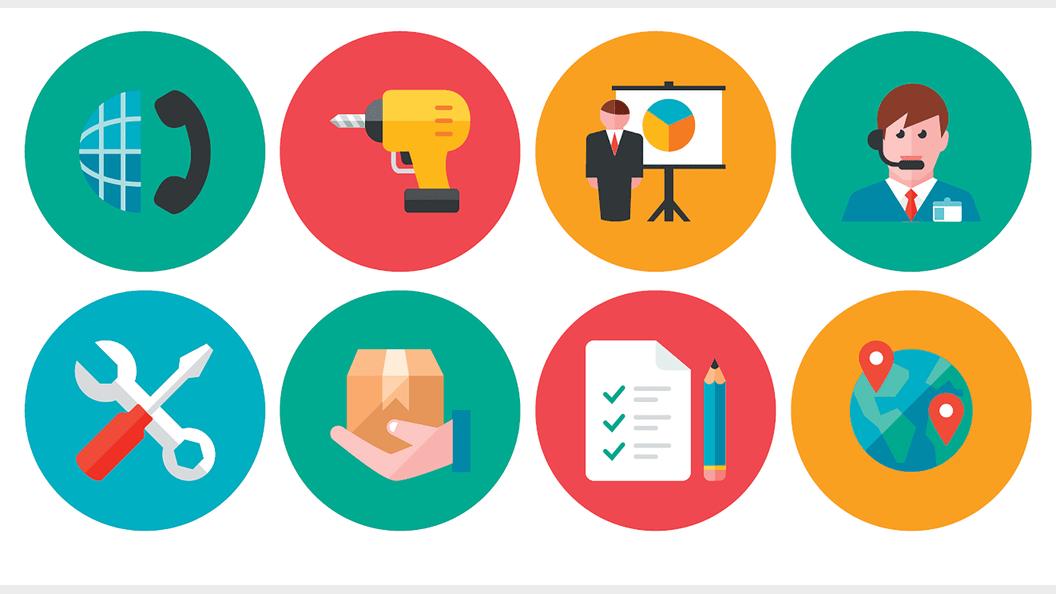 FOBA bietet umfassenden Kundenservice.