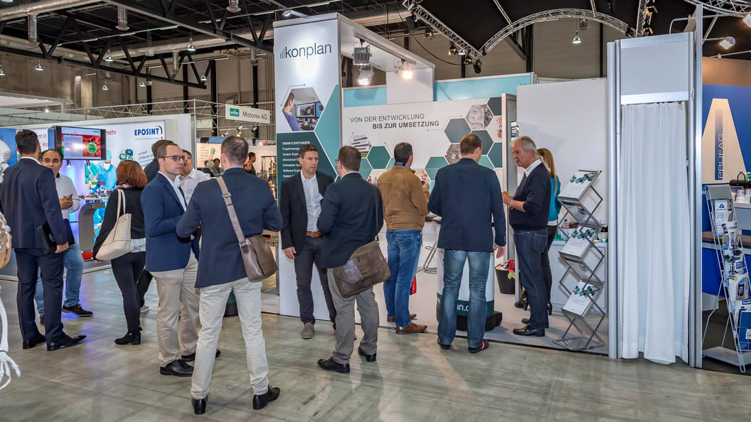 Inspiration, expertise and networking at the third Swiss Medtech Expo on September 10 and 11, 2019