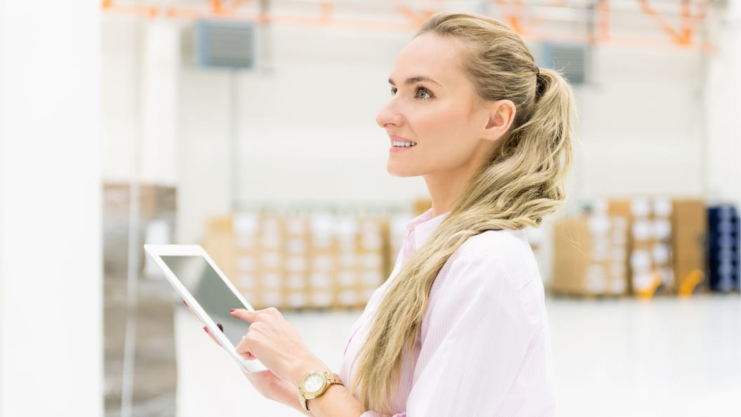 i.Cupboard is a fully automated warehouse management system