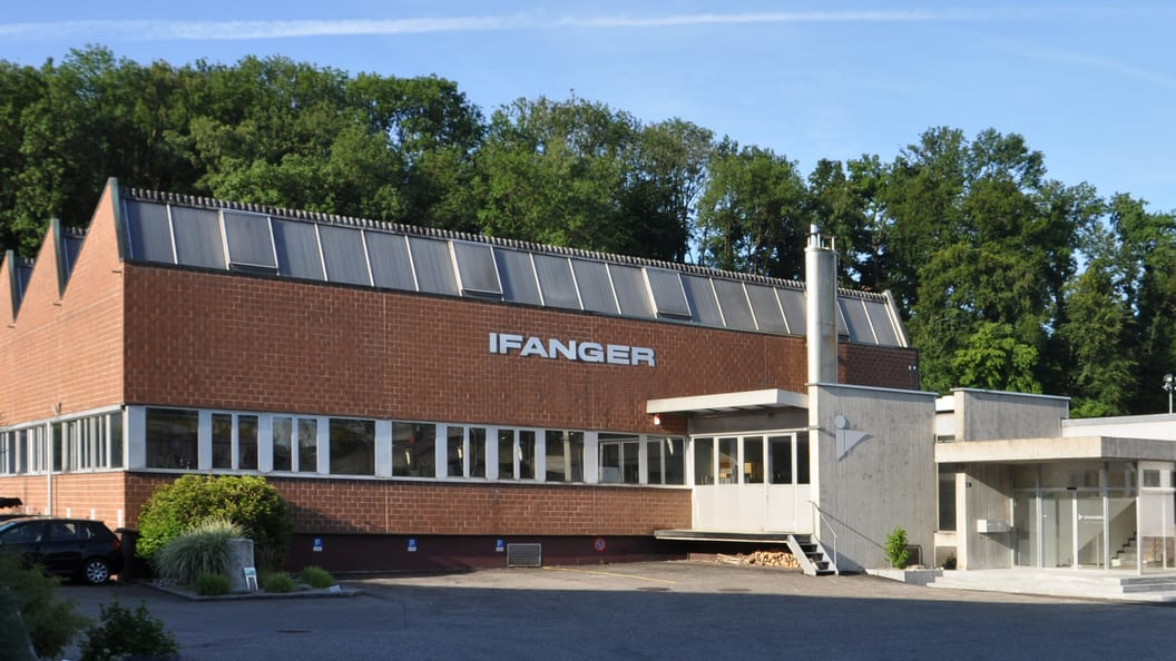 Company headquarters in Uster, Switzerland