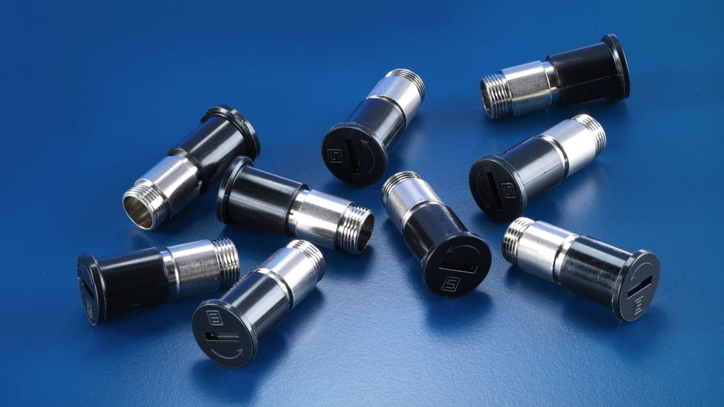 Leitfähigkeit von Metall in Kombination mit der Wärmeformbeständigkeit von Duroplast