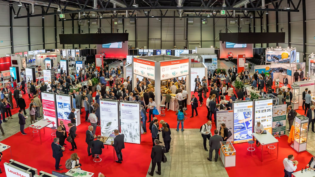 1700 experts used the Swiss Medtech Expo to inform themselves about the current state of the art.