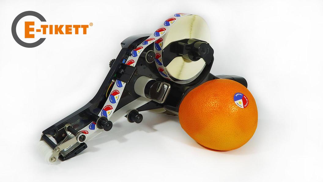 Etikettier-Lösungen von E-TIKETT für Ihr Obst und Gemüse