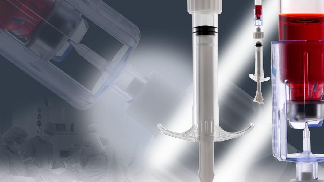 Sterilisierbarer Kunststoff für die Medizin
