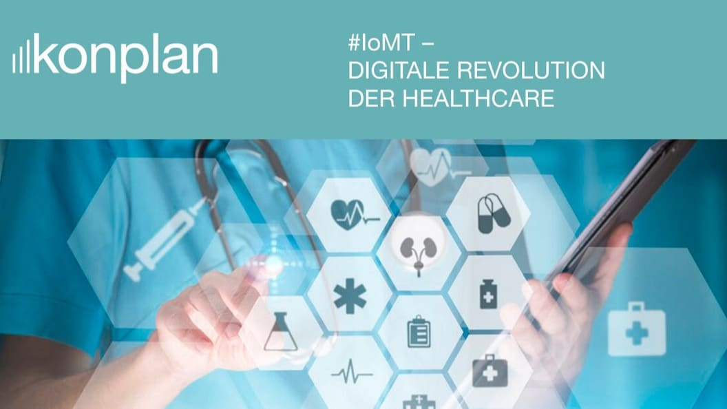 IoMT: Digital revolution in healthcare