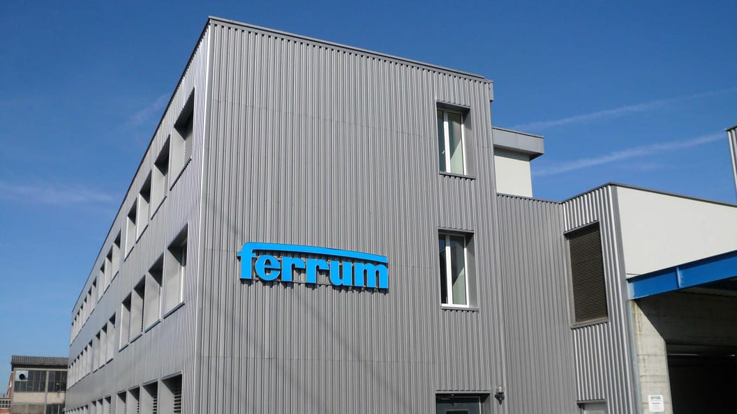 Ferrum AG in Rupperswil