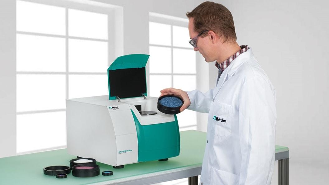 NIRS DS2500 Analyzer: flexible Lösung für die Routineanalyse