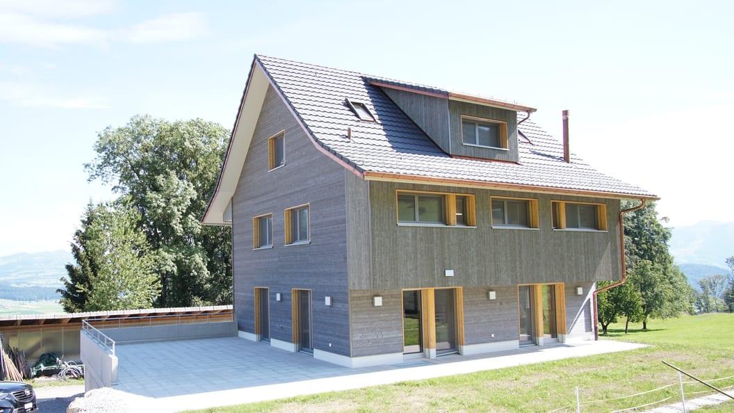 Ersatzneubau Wohnhaus mit Einliegerwohnung