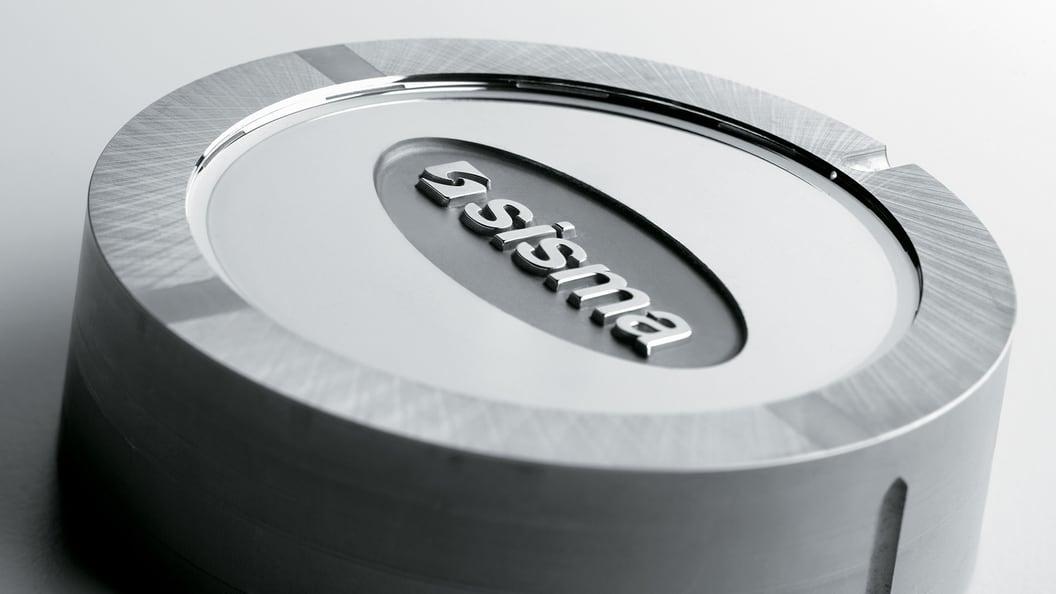 3D Laser engraving on insert created on a BIG SMARK laser workstation