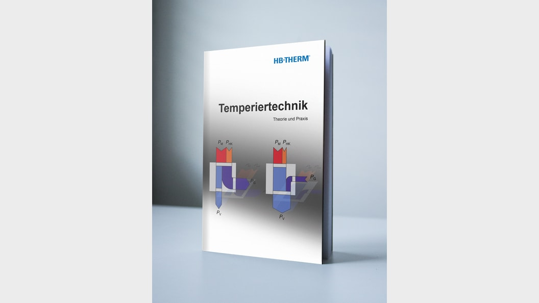 Buch Temperiertechnik - Theorie und Praxis