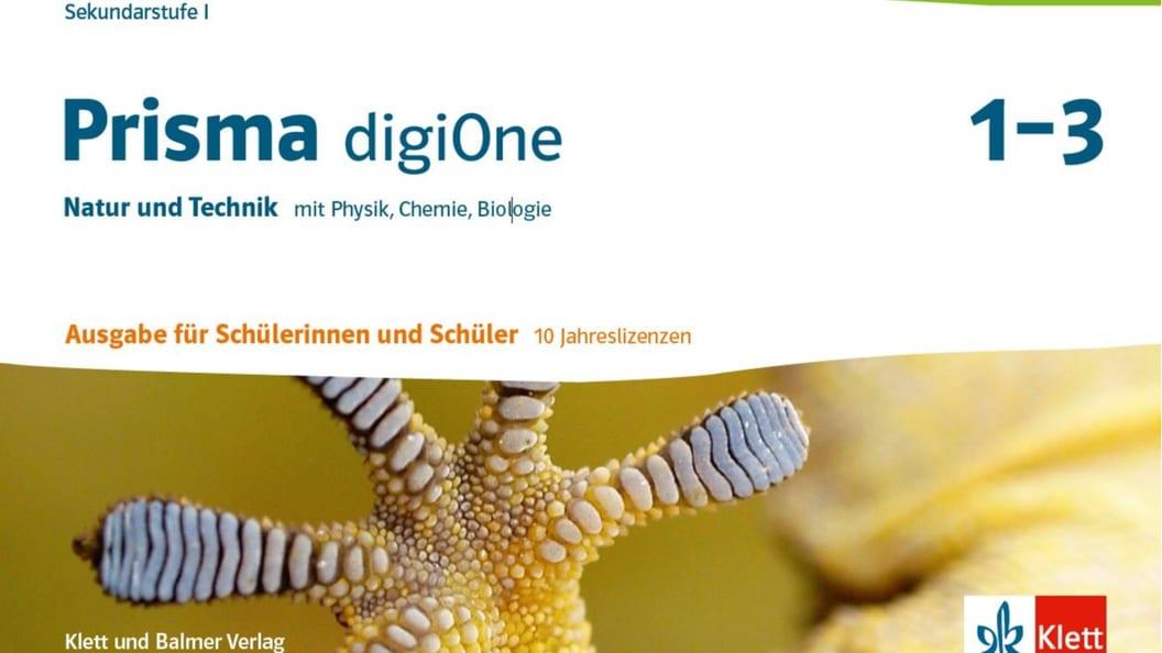 «Prisma digiOne» erscheint im Frühjahr 2020.