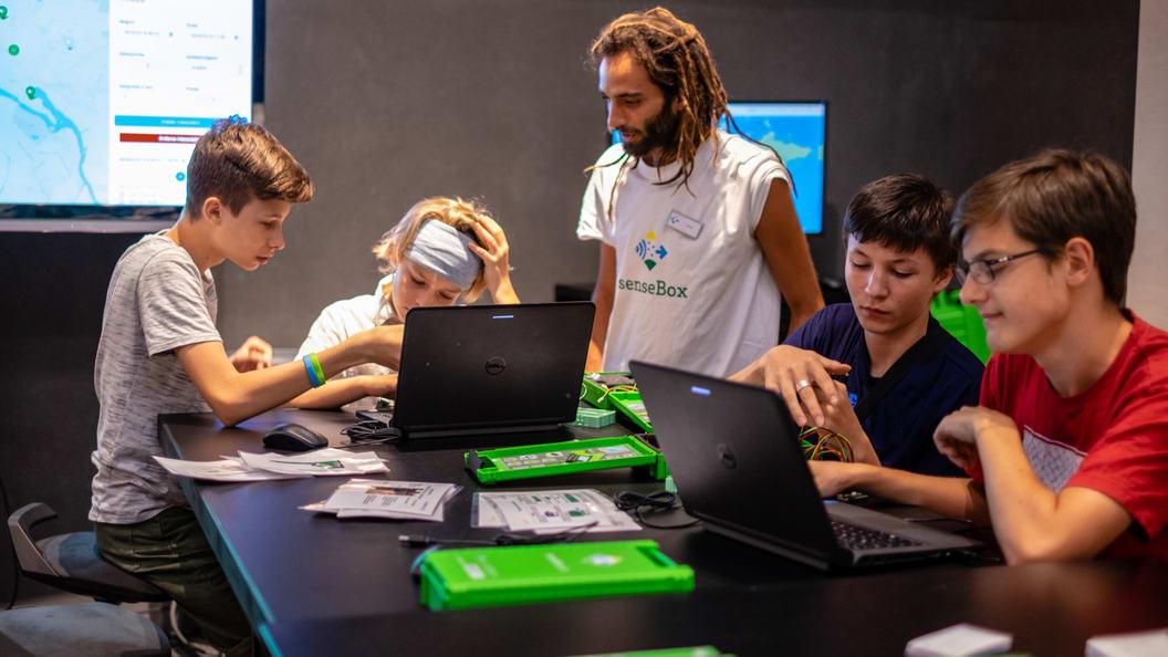 Workshop im Futurium