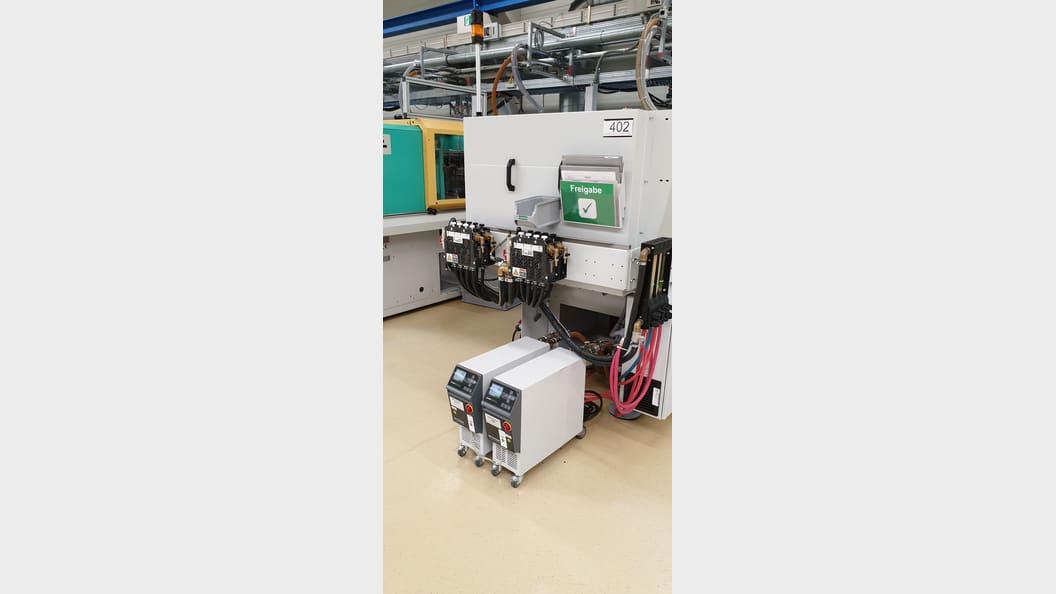 Temperiergeräte Thermo-5: Kompakt, leistungsfähig und reinraumtauglich (Bildquelle: Stevanato Group)