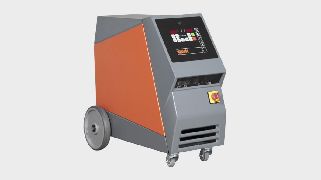 Compact temperature control units