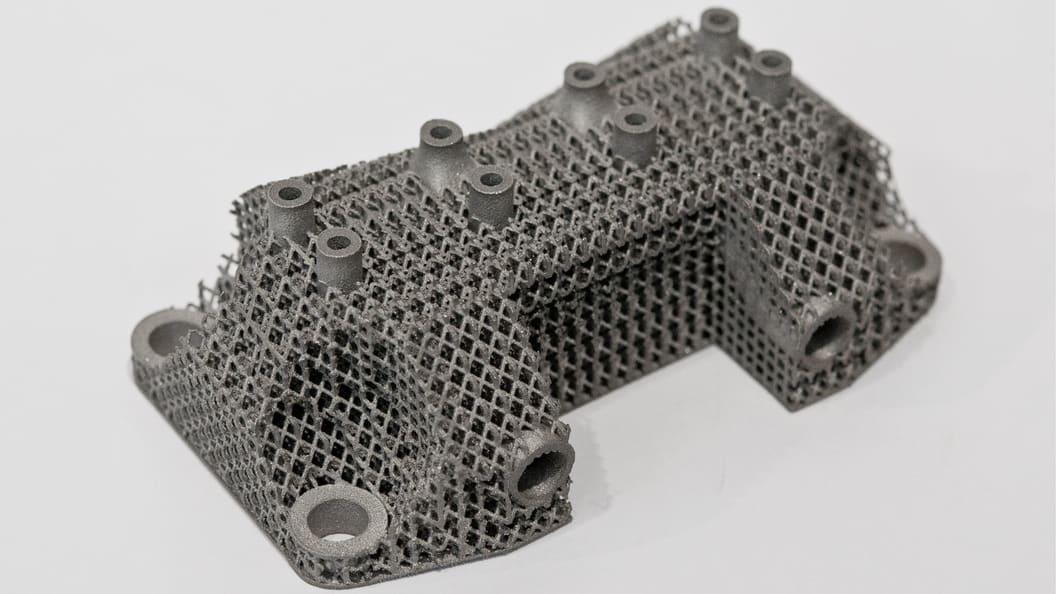 Optimierung Hydraulikblock (1.4404) - Reduktion auf Funktionen (Kühlung)
