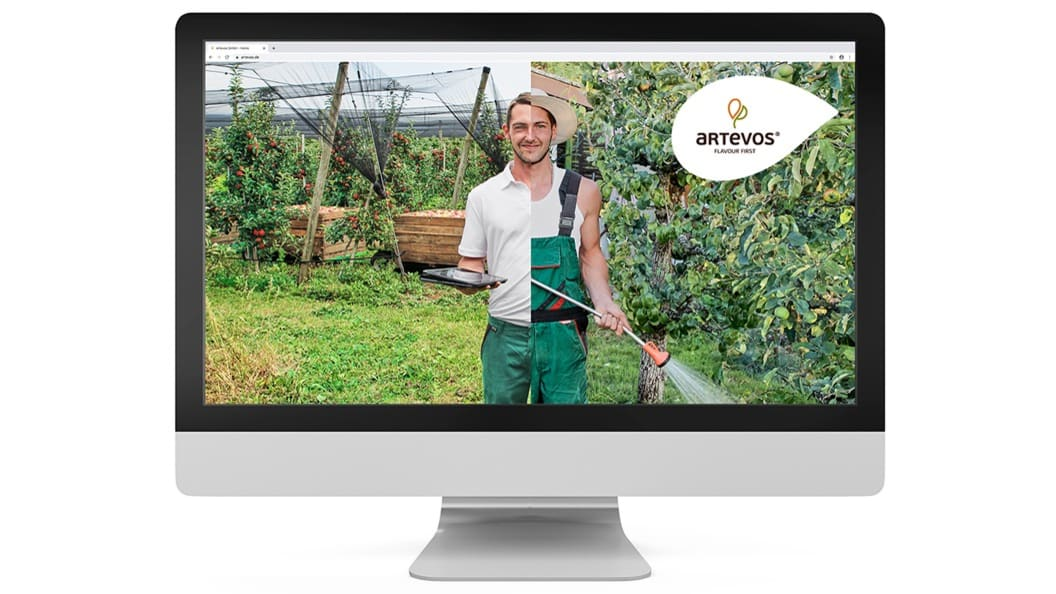 Website-relaunch www.artevos.de - variety descriptions, ripening chart and suppliers database