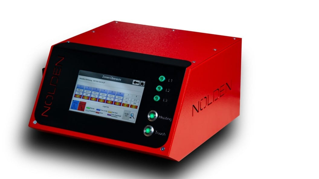 Product highlight from Nolden: Integrated coolant monitoring in the hot runner controller
