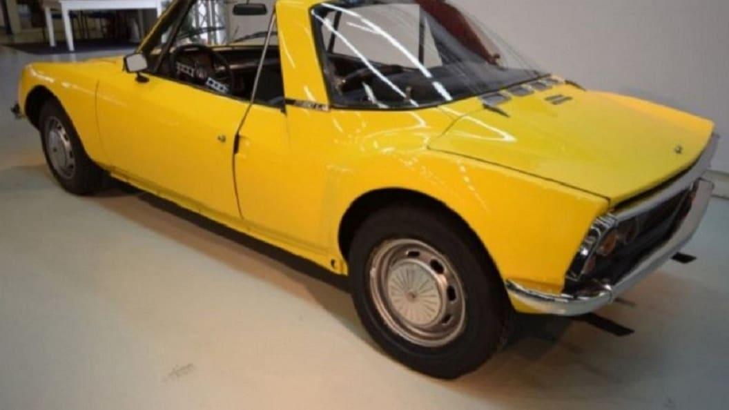 Matra 530 Sport, Jahrgang 1970