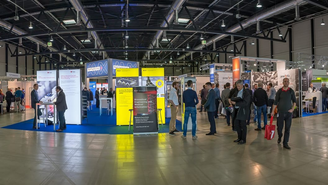 AM Expo: der Treffpunkt der additiven Fertigung
