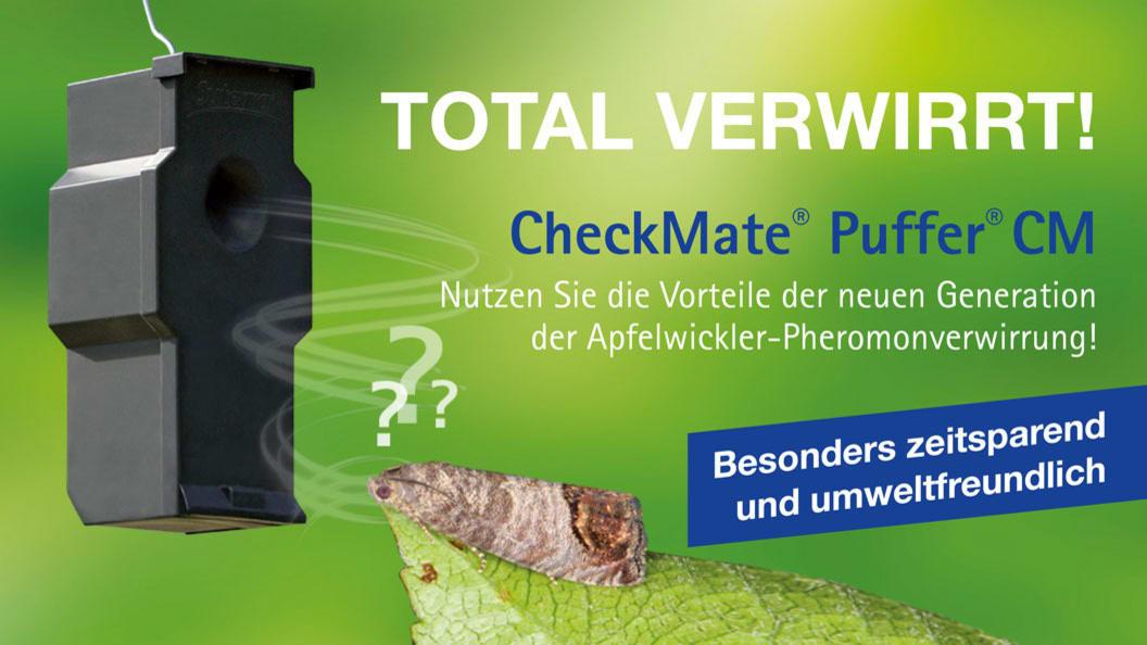 Vorteile von CheckMate® Puffer® CM