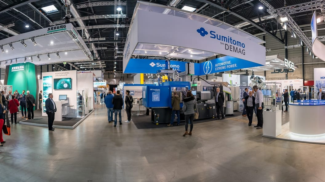 Swiss Plastics Expo brought the entire value chain of Switzerland's plastics industry together.