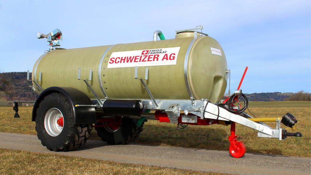 Pumptankwagen 7000 Liter