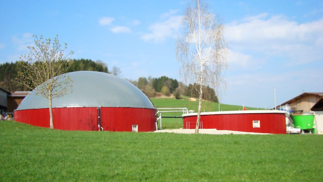 Biogasanlage MEYER GRUPPE