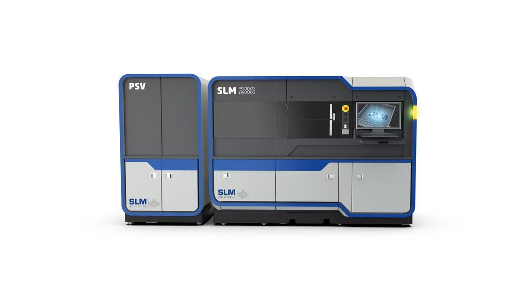 SLM®280 Product Series von SLM Solutions