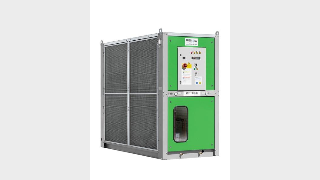 AGRIFRIGOR™ Typ 150 Entfeuchter-Wärmepumpe, für Heuboxgröße bis zu 200m²