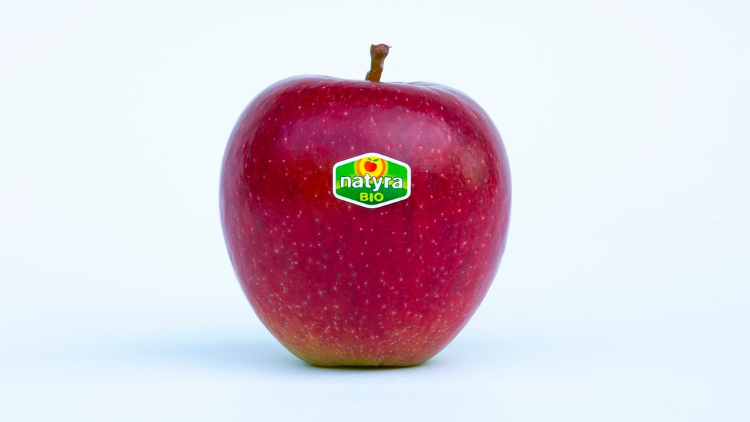 Natyra® is a new organic apple variety that is cultivated organically.