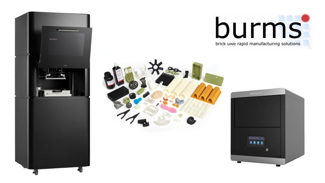 BURMS 3D-Druck Jena GmbH &Co. KG - Your Partner in 3D-Print: Printer, 3D-Print Service, ...