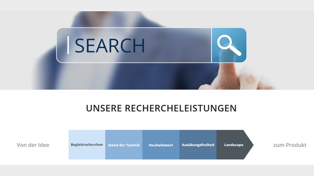 Your Expert for professional Data Search, Analysis and Synthesis