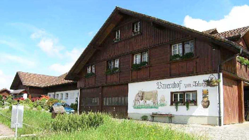 """Thalmann """"Bauernhof zum Aaluege"""""""