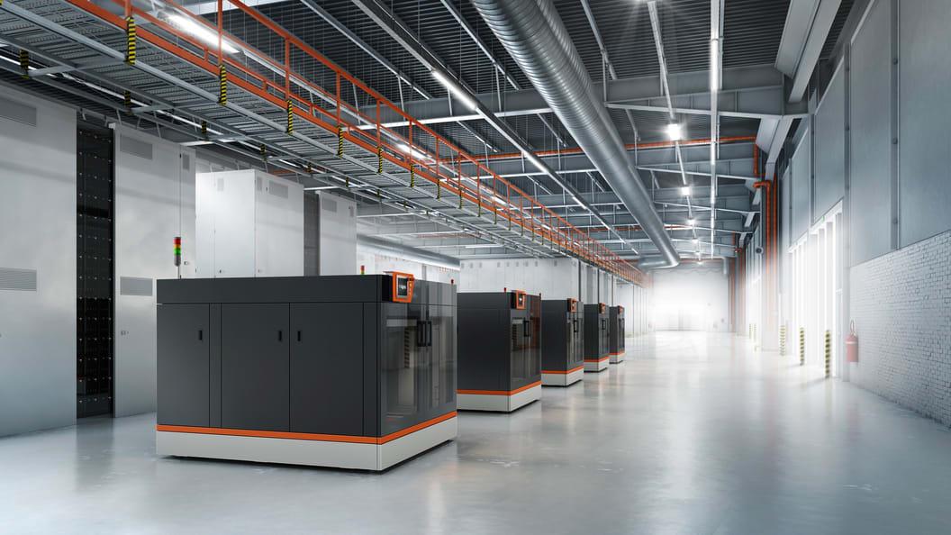 BigRep PRO für grosse, komplexe, forschungsgetriebene Industriedesigns