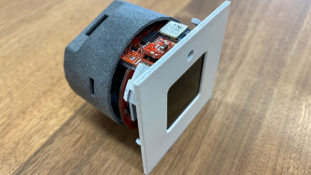 Gehäuse für Venenscanner aus dem 3D-Drucker