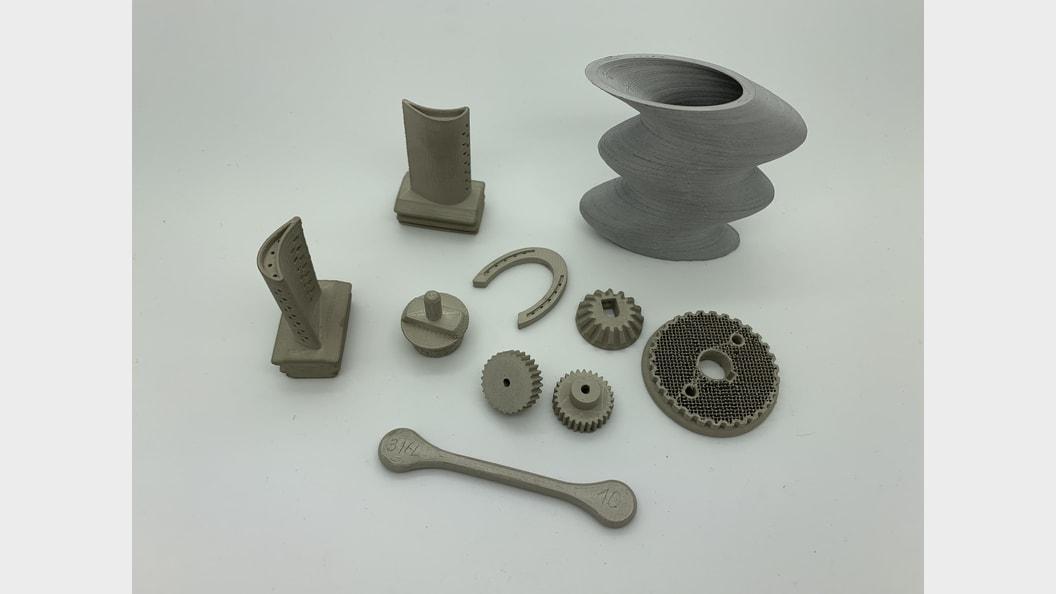JLOX Metal Filament Teile