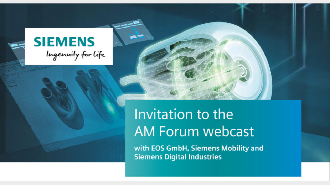 Invitation to the AM Forum webcast 25.03.2020
