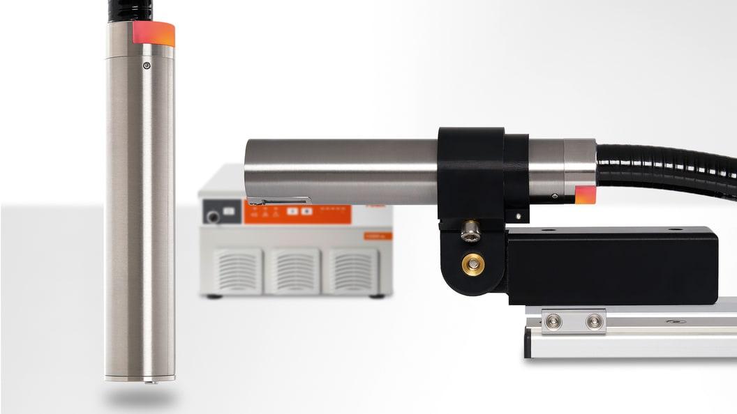 FOBA Titus™ Der kleinste Lasermarkierkopf der Welt