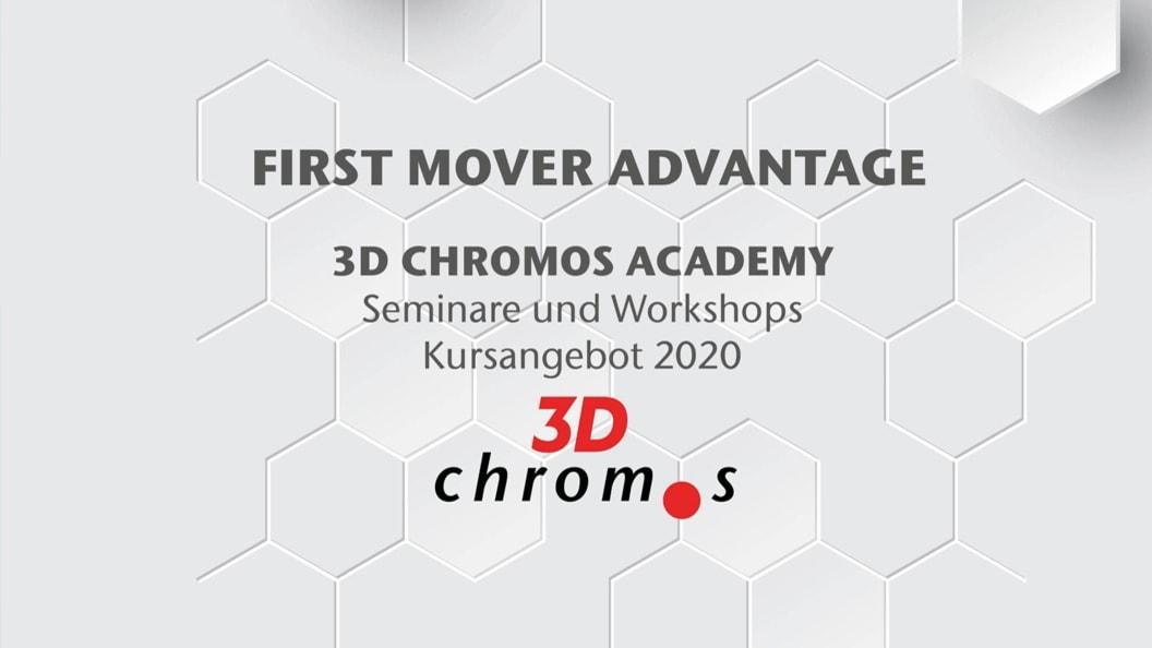Mehr als 3D-Druck: Beratung und Weiterbildungen