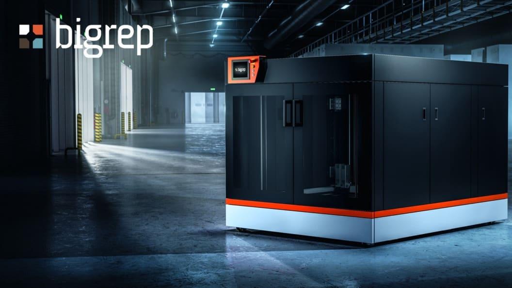 FFF Printing by BigRep Germany