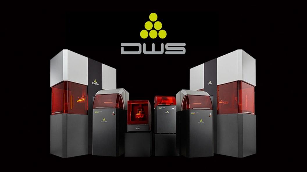 SLA Printing by DWS Systems