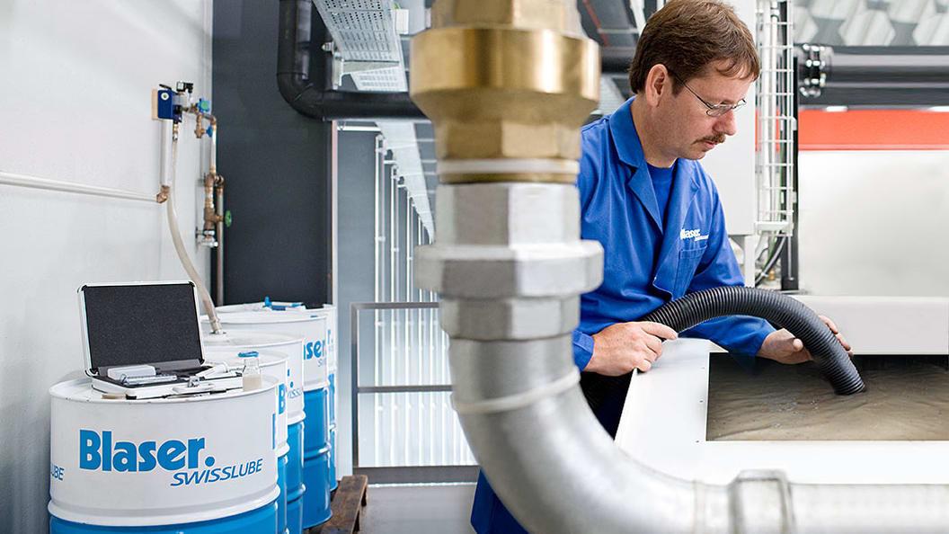 Kühlschmierstoffe – was tun bei längerem Produktionsstopp?