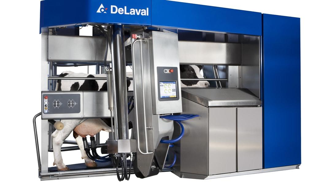 Der neue DeLaval Melkroboter VMS™ V310