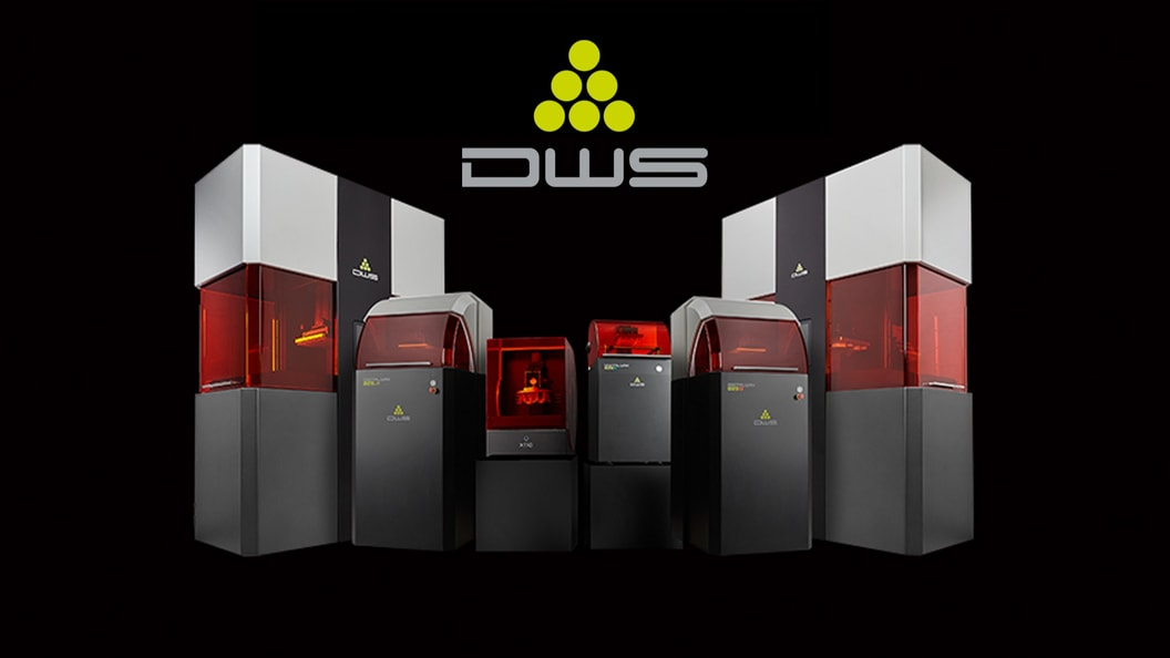 SLA 3D printer from DWS-Systems