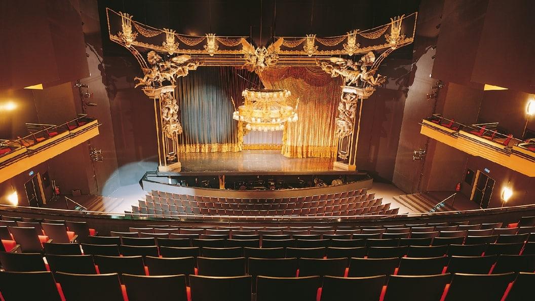 Modernisierung im Theater Basel