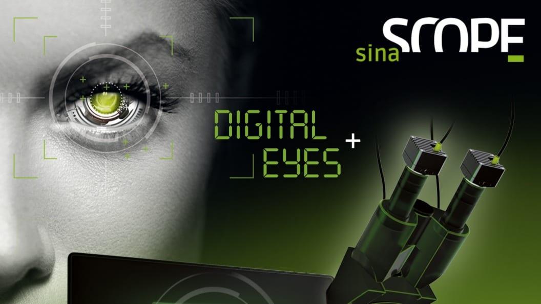 sinaSCOPE: 3D digital microscopy platform