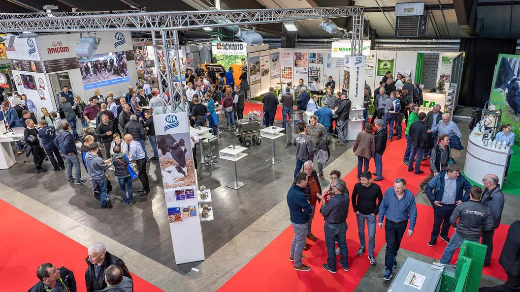 Die Suisse Tier ist als die Leitmesse für die Nutztierbranche etabliert.