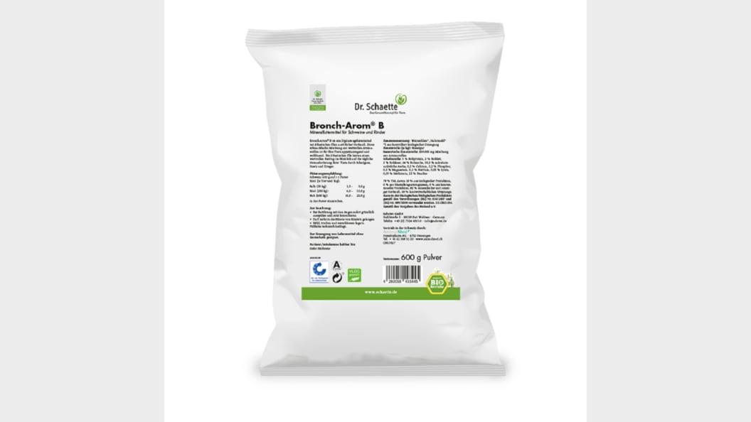 Bronch-Arom® B ist auch in flüssiger Form zu erhalten.