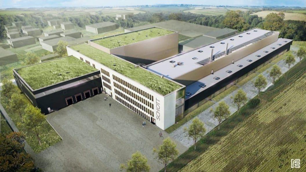 Schott: Neue Produktionsstätte für pharmazeutische Primärverpackungen