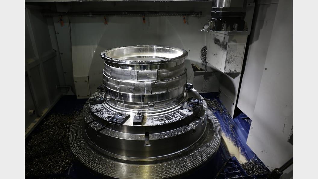 Produced precision part